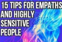 Empaths and Highly Sensitive People / Empath, Empaths, Empath Personality, HSP, Highly Sensitive Person, Highly Sensitive People,