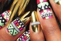 Nails / by Noriko Staton