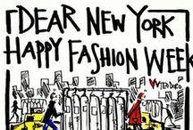 Fashion Week 2013 / Live Every Week As If It's Fashion Week!
