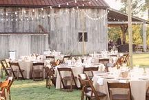 Fall Events and Weddings / From the Thanksgiving table to your autumn wedding, so many decorating ideas!