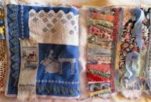 Fabric Books II / by Jane Corbett