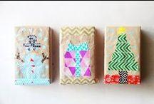 Washi tape - Gift
