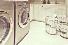 laundry room / by Brianne Fagan