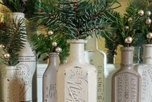 Beautiful Bottles / Lovely ways to use bottles and jars to make beautiful things.  / by Jane Corbett