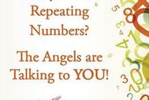 Angel Numbers / Seeing patterns? Noticing synchronicity? Are repetitive numbers smacking you all over the place?