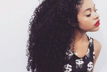 Curly Hair Inspiration / Because it's time to love your curls