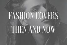 Fashion Covers then & now / El antes y el después de las revistas de moda masculinas más importantes del mundo