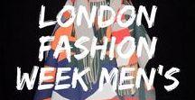 London Fashion Week Men's Spring-Summer 2018 / Las mejores presentaciones y desfiles de la London Fashion Week Men's Spring-Summer 2018