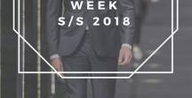 Milán Fashion Week - Primavera/Verano 2018 / Milán Fashion Menswear Week - Primavera/Verano 2018