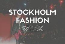 Stockholm Fashion Week - Spring-Summer 2018 / Lo mejor sobre la edición Spring-Summer 2018 de la semana de la moda de Estocolmo