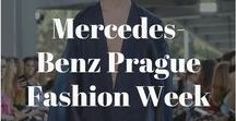 Mercedes-Benz Prague Fashion Week - Spring-Summer 2018 / Los desfiles y presentaciones de la Mercedes-Benz Prague Fashion Week en su edición Spring-Summer 2018