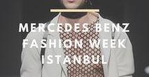 Mercedes-Benz Fashion Week Istanbul - Spring-Summer 2018 / Los mejores desfiles y presentaciones de la semana de la moda de Estambul, en su edición Spring-Summer 2018