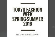 Spring-Summer 2018 - Tokyo Fashion Week