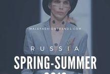 Spring-Summer 2018 - Mercedes-Benz Fashion Week Russia / Los looks vistos en la semana de la moda de Rusia en su edición Spring-Summer 2018