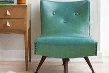 upholstery inspiration & chair love