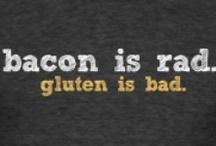gluten free. / by Amanda Bundy