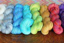 Knitting and Other Crafting Bits / by Sara Loftus