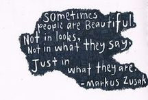 Quotes & Sayings / I love quotes. <3