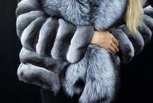 Chinchilla fur