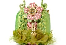 Mary Frances / Mary Frances handbags are my favorite! She inspires me to go further in my expression of design.  / by Gigi's Little Luxuries