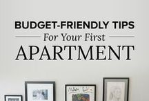 Apartment Living / Tips for living and moving into an apartment.
