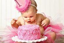 1st Birthday Ideas / by Virginia Davies