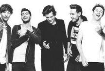 One Direction :) / by Breanna Hendershot