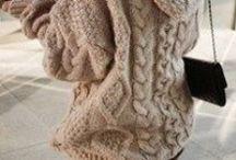 Knitwear (sweaters, cardis etc)