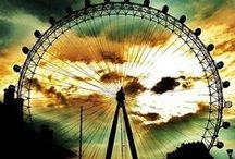 Ferris Wheel Love / observation in motion / by Gigi's Little Luxuries