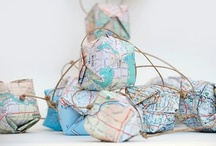 sus shower / globes, maps, around the world food!!! / by Liz Cannon