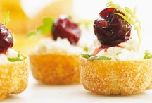 Noël - Bouchées / Jetez un coup d'oeil à nos meilleures recettes de bouchées. Elles sont parfaites pour le temps des Fêtes !