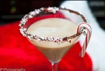 My Christmas Cocktails / These delicious cocktails can be enjoyed around Christmas or anytime!