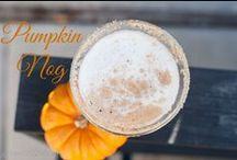 Fall/Thanksgiving Cocktails ~ A Year Of Cocktails