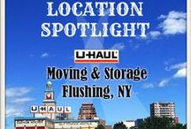 Location Highlights / Check out some of our wonderful team members! Our dedicated U-Haul employees come to work with a smile on their faces, ready to serve the community.