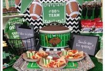 Tailgating  / Check here for the best tailgating tips, recipes and ideas!