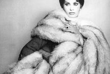 Classic Hollywood Glamour in fur