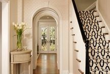 Home: Stairs & Foyer