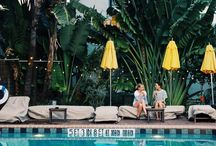 Poolside / Retreat
