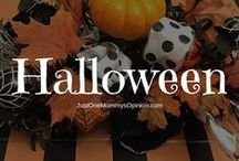 Halloween Party / Food, drink, games and spooky decorations for your Halloween Party