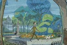 Design-Disney Concept Art / Imagineering and Animation