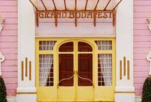Design-Wes Anderson / Master of Production Design