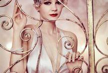 Design-Roaring Twenties / Flappers & Gatsby
