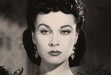 Leigh. / Vivian Leigh