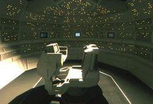 Design-Sci-Fi / Alien . Bladerunner .