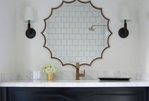 DCD Bathroom ideas / Another Design area that I get asked about a lot...nothing like feeling like you are in a Spa!