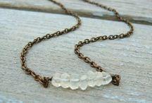 jewelry inspiration / by Katie Mead