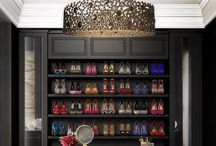 """DCD Closet Ideas / Can you say """"Sex in the City"""", that's just it. The dream closet"""