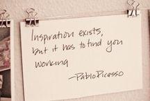 inspiration / by Sarah Gott