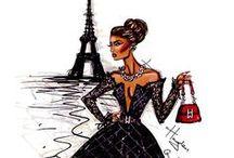 Haute Love for Haute Couture  / Hottest in the world of Haute Fashion