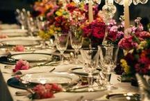 Party: Planning +  Place Setting / by Champagne Magnolia
